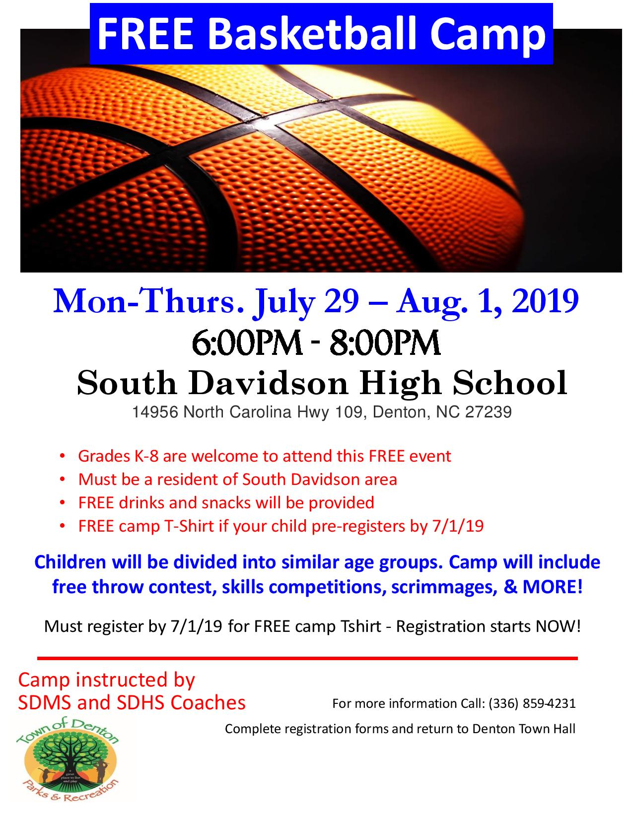 Basketball Camp Flyer 2019 page 001