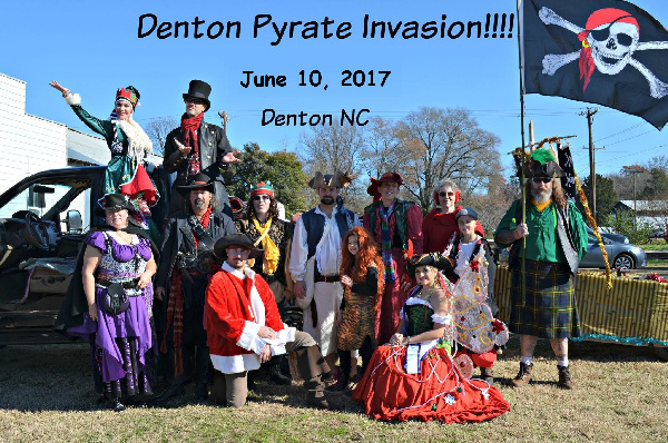Pyrate Invasion
