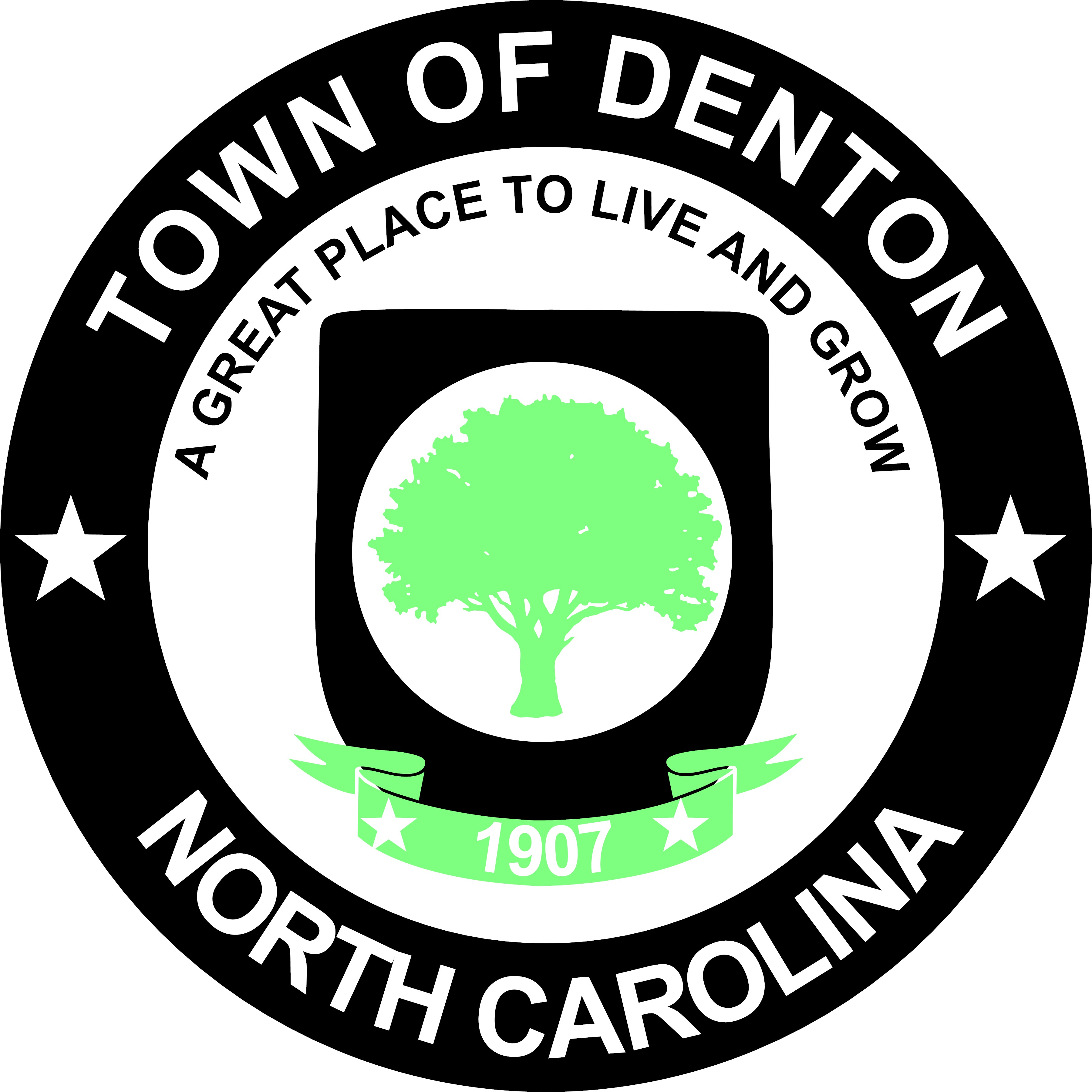 TOWN OF DENTON SEAL 2019